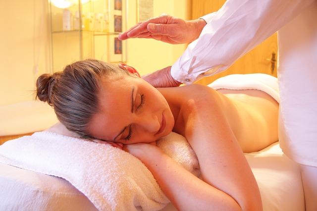 massage gegen Rückenschmerzen
