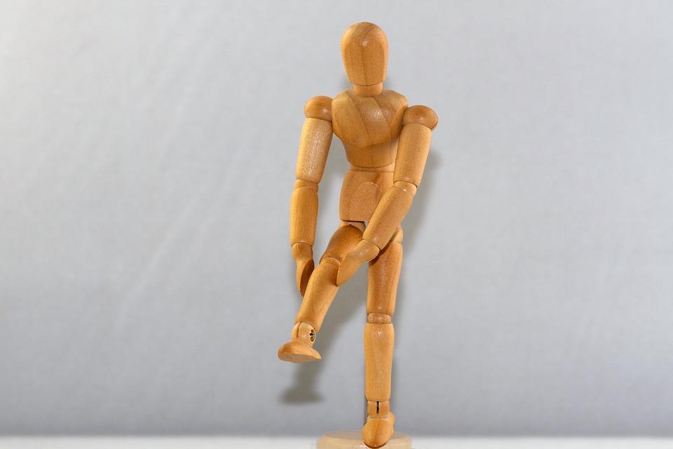 Knacken im Knie - Ursache, Diagnose, Therapie