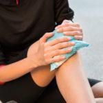 Sehnenzerrung Knie Kniegelenk