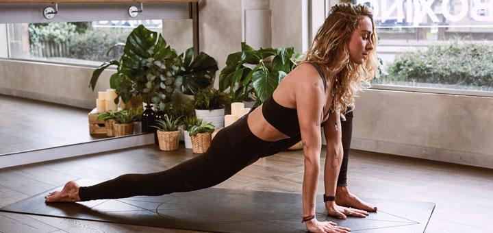 Mit gezielten Übungen lässt sich ein Hohlkreuz wegtrainieren