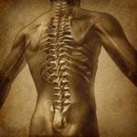 Osteochondrose LWS - BWS - Symptome und Therapie