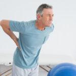 Rückenschmerzen Ausstrahlung