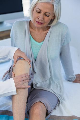 Chondromalazie Knie - Ursachen, Symptome, Therapie