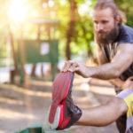 Verkürzte Achillessehne - Symptome, Diagnose, Therapie, Übungen zum Dehnen