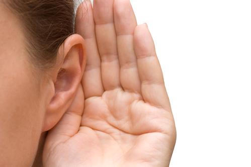 Puls im Ohr hörbar und spürbar