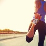 Schienbein dehnen - Tipps und Informationen
