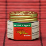 Tiger Balm - Unterschied zwischen rot und weiß