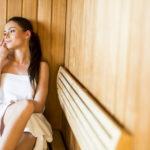 Trotz Blasenentzündung in die Sauna