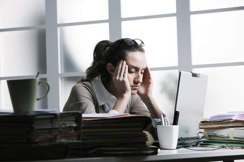 Erhöhte Leberwerte durch Stress