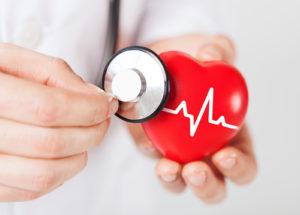 Relaxationsstörung am Herz - Symptome und Therapie