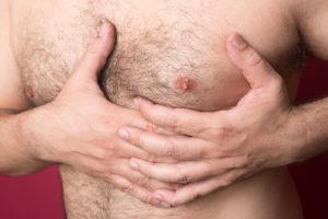 Schmerzen an der Brustwarze