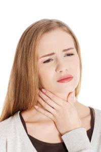 Brennen im Hals – Behandlung und Therapie