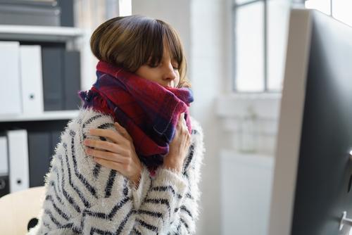 Schüttelfrost ohne Fieber – warum