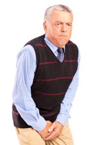 Blasenvorfall – Ursachen und Symptome dafür