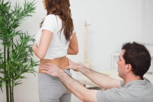 Steißbeinprellung – unangenehme Folgen