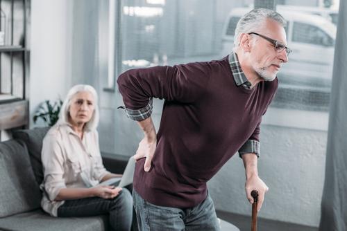 Erosive Osteochondrose – zu spät?