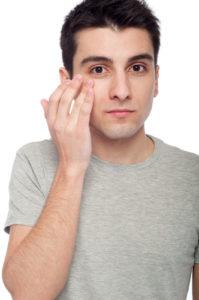Gelbe Augen – Ursachen und Therapie