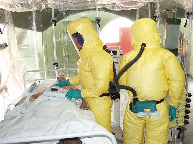 Hämorrhagisches Fieber – Ursachen, Behandlung und Therapie