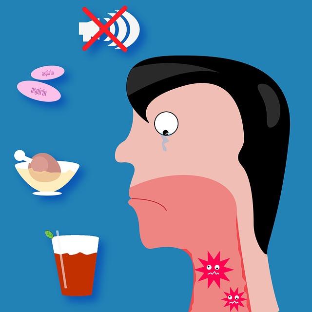 Herpes Angina – Definition, Symptome und Behandlung