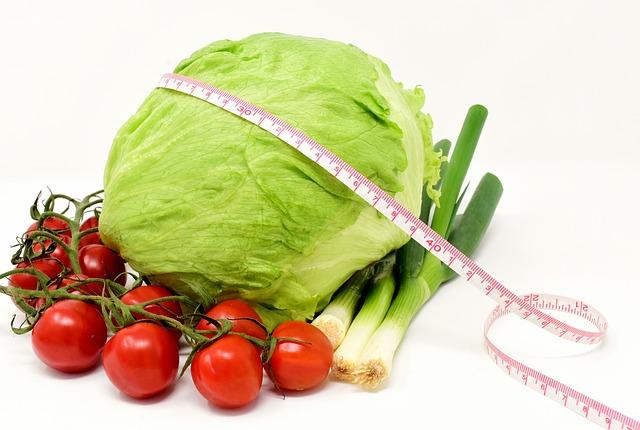 Kalorienarmes Gemüse zum Abnehmen – Die Tabelle hilft bei der Wahl