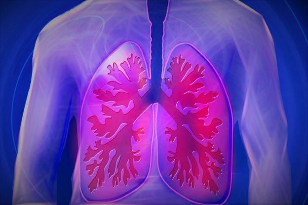 Welche Ursachen kann das Brennen in der Lunge haben?