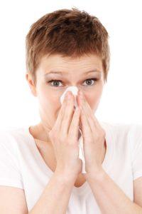 Was bedeutet gelber Nasenschleim?