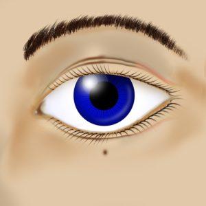 Schwellung unterm Auge – mögliche Ursachen und Behandlung