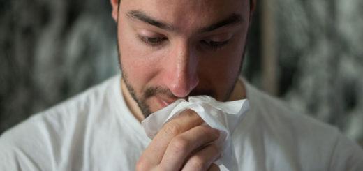 Was gelber Nasenschleim bedeuten kann