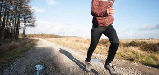 Viel Bewegung kann einer Erkältung vorbeugen