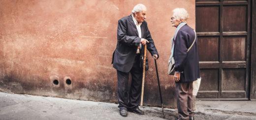 Schmerzen in der Leiste können insbesondere ältere Menschen treffen