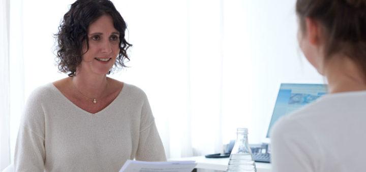 Heilpraktikerin Christine Ziegler im Interview mit Wartezimmeronline
