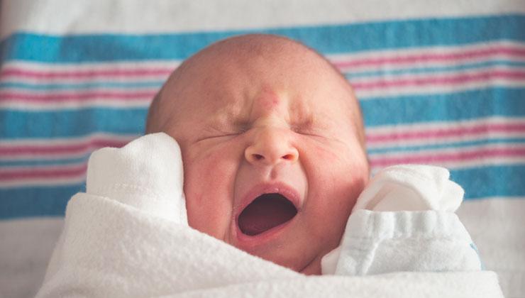Schreibabys weinen mehrere Stunden am Tag scheinbar ohne erkennbaren Grund