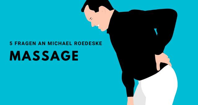 Interview zum Thema Massage