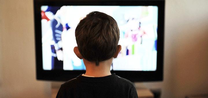 Fernsehen führt zu mangelnder Bewegung bei Kindern